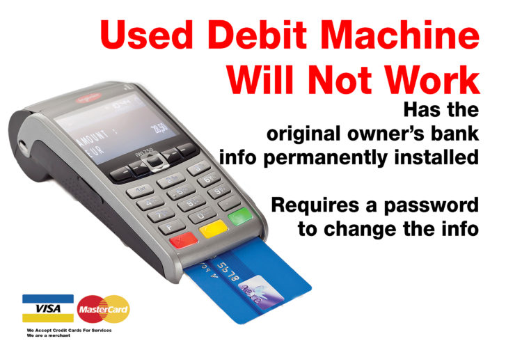 Free debit machine canada for How do business credit cards work
